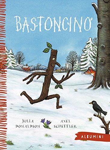 9788867144365: Bastoncino. Ediz. illustrata