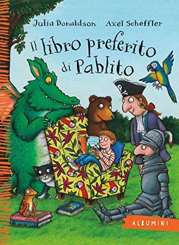 9788867147052: Il libro preferito di Pablito. Ediz. a colori