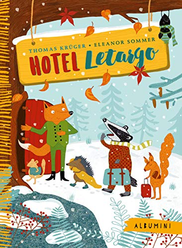 9788867149469: Hotel Letargo. Ediz. a colori