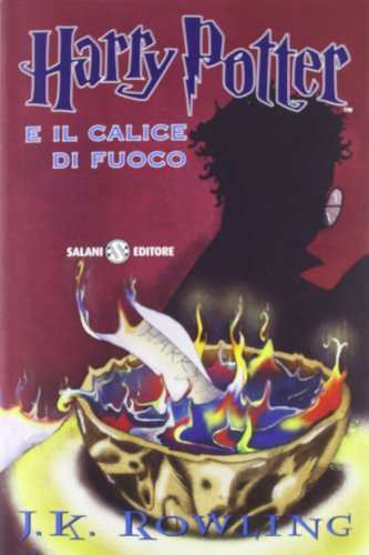 9788867152681: Harry Potter e il calice di fuoco: 4 (Harry Potter Italian)