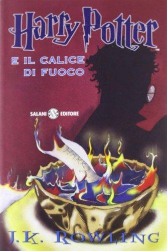 9788867152681: Harry Potter e il calice di fuoco: 4 (Harry Potter Italian)