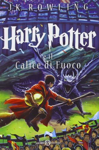 9788867155989: Harry Potter e il calice di fuoco vol. 4 (Italian version of Harry Potter and the Goblet of Fire) (Italian Edition)