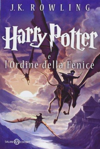 9788867155996: Harry Potter e l'Ordine della Fenice (Vol. 5)