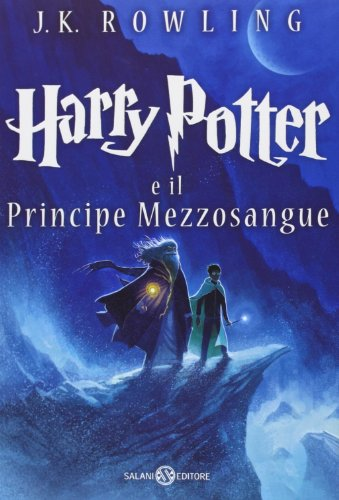 9788867156009: Harry Potter e il Principe Mezzosangue: 6 (Harry Potter Italian)