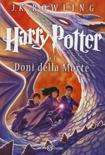 9788867156016: Harry Potter e i doni della morte vol. 7