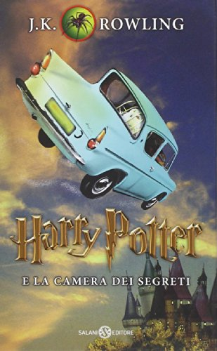 9788867158133: Harry Potter e la camera dei segreti vol. 2 (Italian version of Harry Potter and the Chamber of Secrets) (Italian Edition)