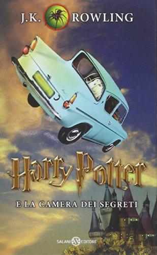 9788867158133: Harry Potter e la camera dei segreti vol. 2 (Italian version of Harry Potter and the Chamber of Secrets) (Italian Edition)