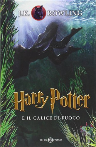 9788867158157: Harry Potter e il calice di fuoco vol. 4 (Italian Edition)