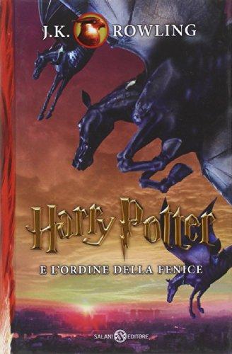 9788867158164: Harry Potter e l'Ordine della Fenice vol. 5 (Italian Edition)