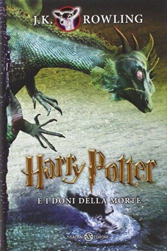 9788867158188: Harry Potter e i doni della morte (Vol. 7)