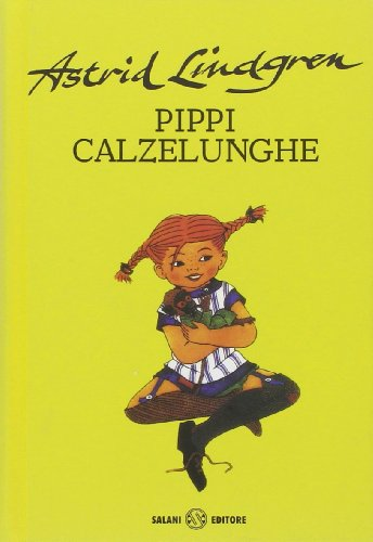 9788867158768: Pippi Calzelunghe
