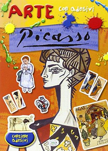 9788867216369: Picasso. Con adesivi. Ediz. illustrata