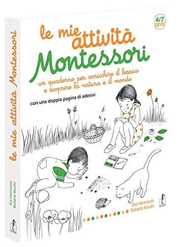 9788867221837: Le mie attività Montessori. Ediz. illustrata