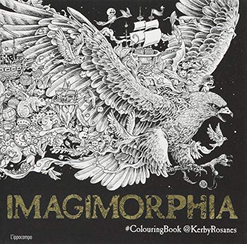 9788867222018: Imagimorphia. Colouring book