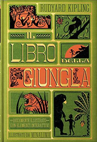 9788867224487: Il libro della giungla. Ediz. integrale