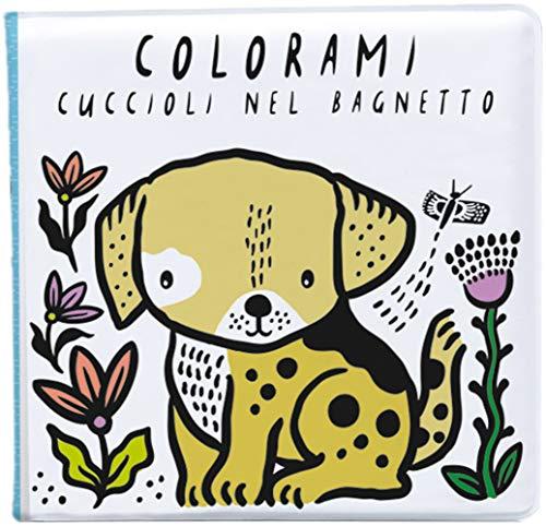 9788867224791: Colorami. Cuccioli nel bagnetto. Ediz. a colori. Con gadget