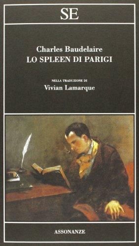 9788867230273: Lo spleen di Parigi