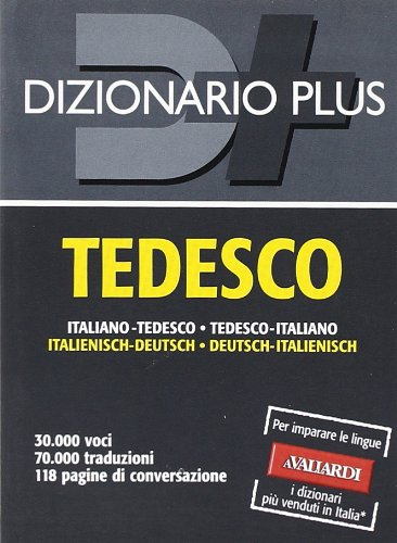 9788867313815: Dizionario tedesco. Italiano-tedesco, tedesco-italiano (Dizionari plus)