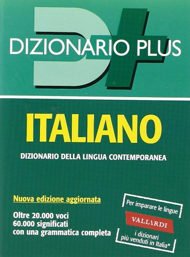 9788867313860: Dizionario italiano (Dizionari plus)