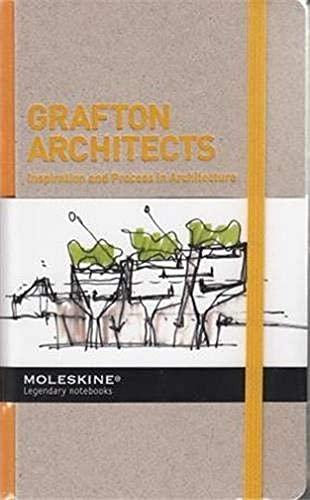 9788867324941: Moleskine Inspiration and Process Grafton Architects (Inspiration and Process in Architecture)