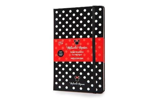 Moleskine Minnie Large Ruled Notebook (Moleskine Limited Edition): Moleskine