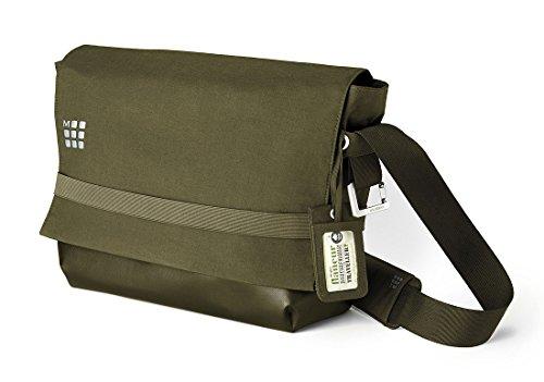 Moleskine Moleskine myCloud Messenger Bag, Moss Green - Green