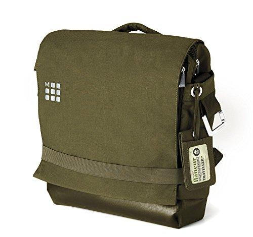 9788867326679: Moleskine Travelling Collection - Mochila My Cloud Backpack, color verde Musgo (Moleskine Non-Paper)