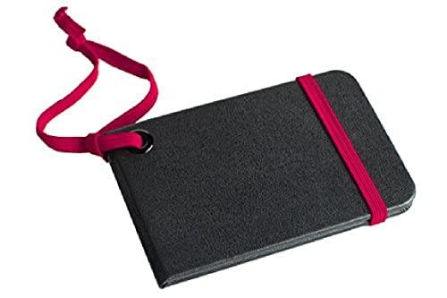 9788867327386: Moleskine Luggage Tag Red