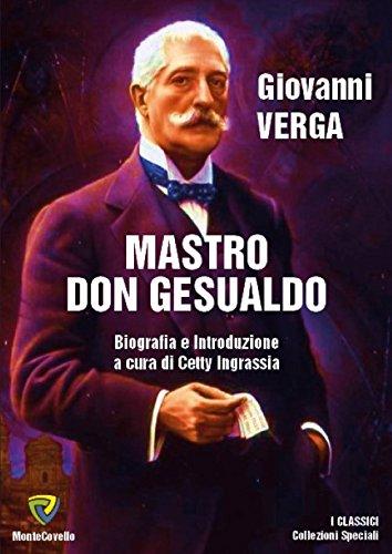 9788867339259: Mastro don Gesualdo (Collezioni speciali)