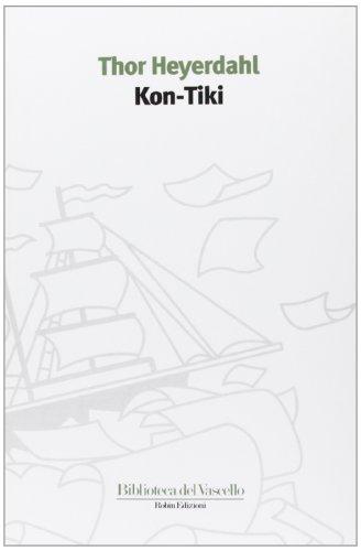 9788867401406: Kon-Tiki