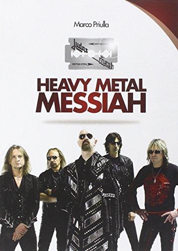 9788867515257: Judas Priest: heavy metal messiah (Saggistica)