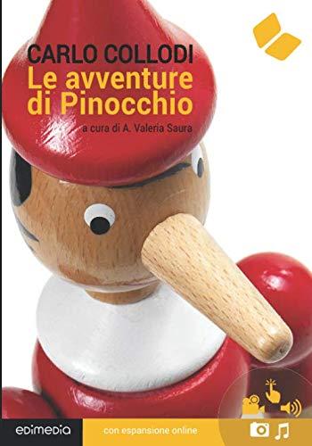 Le avventure di Pinocchio con espansione online: Collodi, Carlo