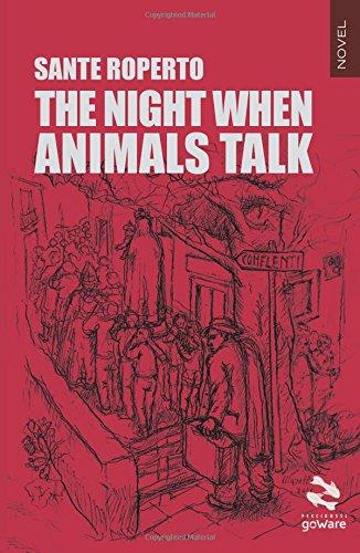 9788867975983: The Night When Animals Talk (Pesci rossi - goWare)