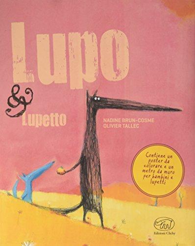 9788867992652: Lupo & Lupetto. Maxi