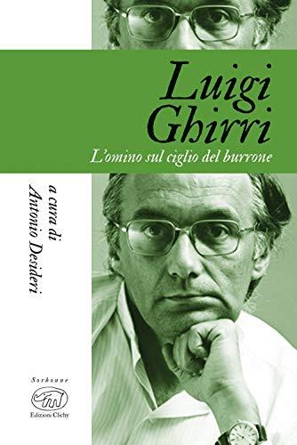 9788867997305: Luigi Ghirri. L'omino sul ciglio del burrone
