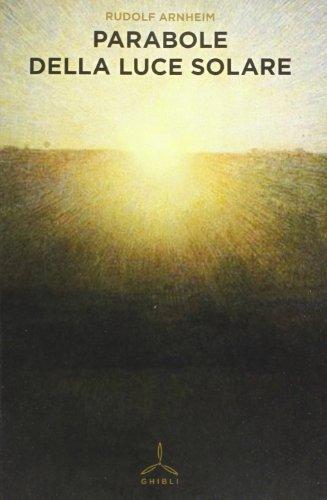 9788868010041: Parabole della luce solare