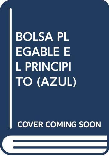 9788868210687: BOLSA PLEGABLE EL PRINCIPITO AZUL