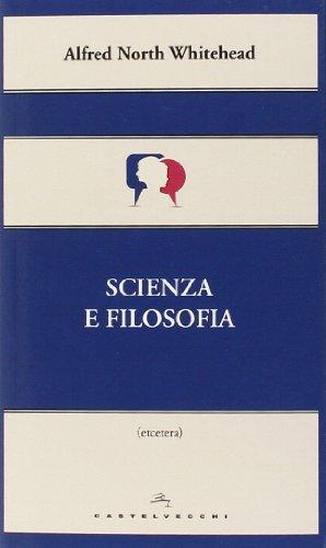 9788868262471: Scienza e filosofia