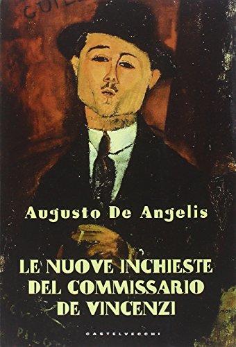9788868269326: Le nuove inchieste del commissario De Vincenzi