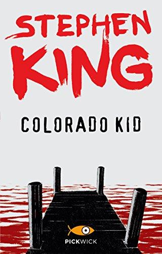 Colorado Kid (Italian): Stephen King, T.