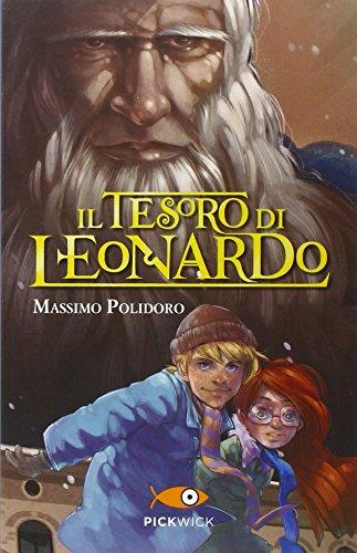 9788868369538: Il tesoro di Leonardo
