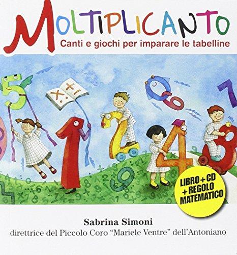9788868371326: SABRINA SIMONI - MOLTIPLICANTO
