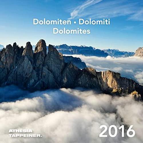 9788868390662: Dolomiten 2016 Postkartenkalender