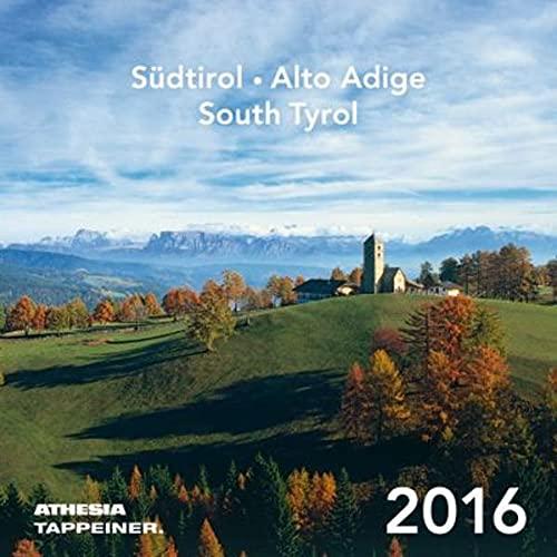 9788868390679: Postkartenkalender Südtirol 2016