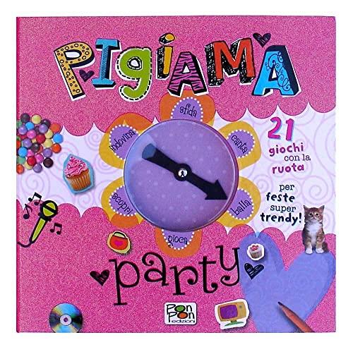 9788868480080: Pigiama party. Con gadget
