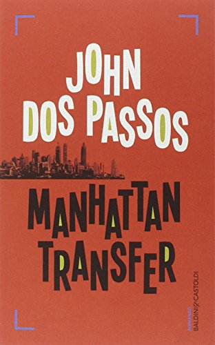 9788868521905: Manhattan Transfer