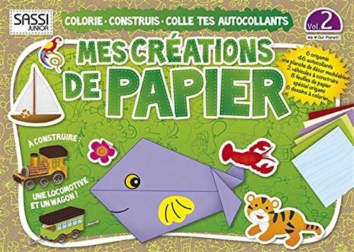9788868600075: Mes créations de papier : Volume 2