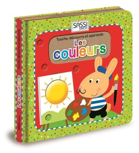 9788868600693: Touche, découvre et apprends les couleurs