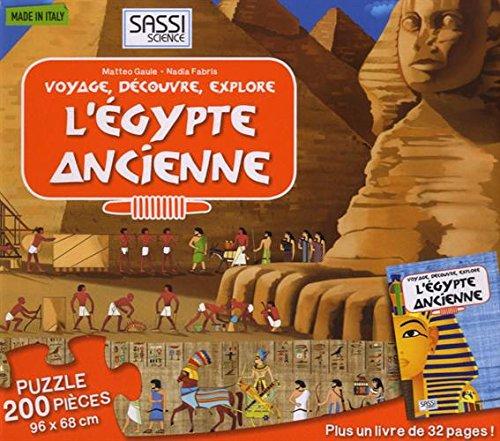 Puzzle: Voyage découvre explore l'Egypte.: Gaule, Matteo
