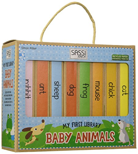 9788868601676: Baby animals. My first library